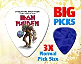 BIG Iron Maiden Premium Full Colour Guitar Pick