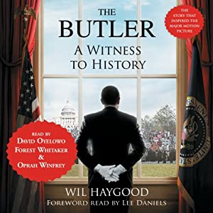 The Butler Audiobook