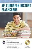 AP European History Premium Edition Flashcard Book (Advanced Placement (AP) Test Preparation) (0738605085) by Bach, Mark
