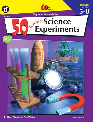 50 Terrific Science Experiments (The 100+ Series(TM))
