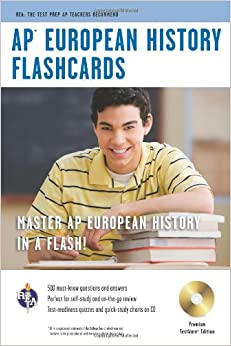history study help flash cards