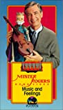 Mr Rogers Neighborhood: Music & Feelings [VHS]