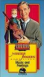 Mister Rogers Neighborhood: Music & Feelings [VHS]