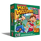 Math Missions: The Race to Spectacle City Arcade Grades K-2  [OLD VERSION] ~ Scholastic