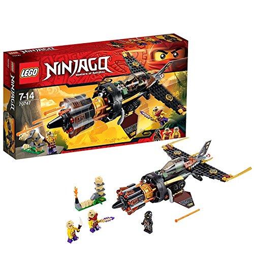 Lego 70747 - Ninjago Cole's Felsenbrecher