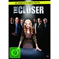 The Closer - Die komplette erste Staffel (4 DVDs)