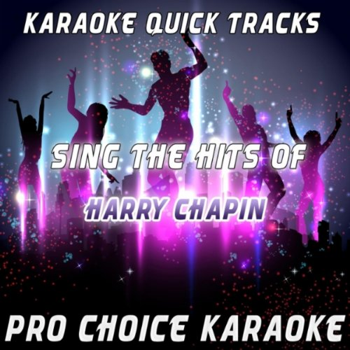 Cat'S In The Cradle (Karaoke Version) (Originally Performed By Harry Chapin) front-209688