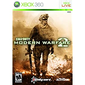 51EF642I9HL. AA280  Call of Duty: Modern Warfare 2 With $20 Gift Card   $60 Shipped