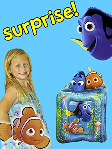 Assistant Finding Dory Surprise House