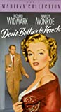Dont Bother to Knock [VHS]