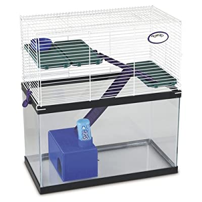 Hamstermaniainc for Fish tank for hamster