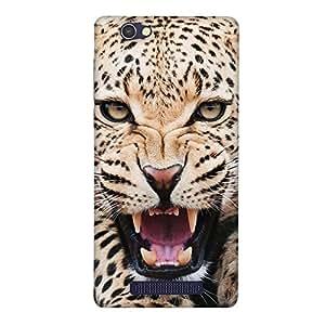 FASHEEN Premium Designer Soft Case Back Cover for Lava A88