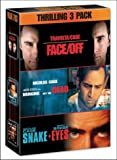 Face/Off/Snake Eyes/Bringing Out The Dead [DVD]