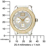 Marc Ecko Midsize E13001M1 The Rollie Watch