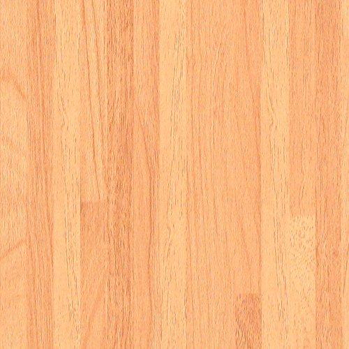 Forest floor 48 sq ft foam printed white oak wood grain for Interlocking laminate flooring