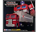 Transformers Optimus Prime Mp-04 Masterpiece Convoy With Trailer