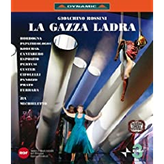 Rossini: La gazza ladra [Blu-ray] [Import]