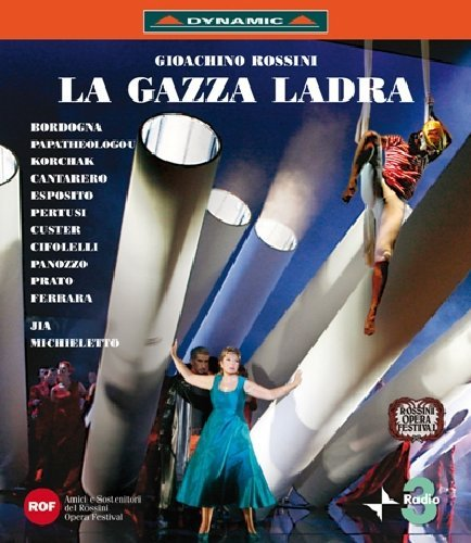 La Gazza Ladra - Rossini - Blu Ray
