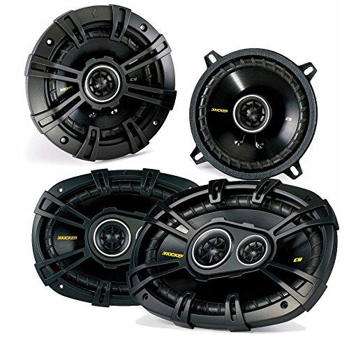 Kicker Dodge Ram Truck 1994-2011 speaker bundle - CS 6x9