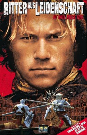 Ritter aus Leidenschaft [VHS]