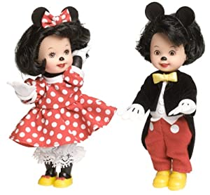 Disney Barbie Tommy & Kelly Dressed As Mickey & Minnie Collector Edition (2002)
