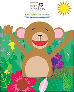 Baby Einstein: Todo sobre los monos: Baby Einstein: All About Monkeys