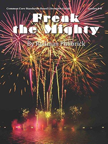 Freak the mighty summary essay