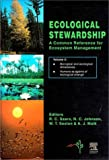 img - for Ecological Stewardship: A Common Reference for Ecosystem Management : 3 Volume Set book / textbook / text book