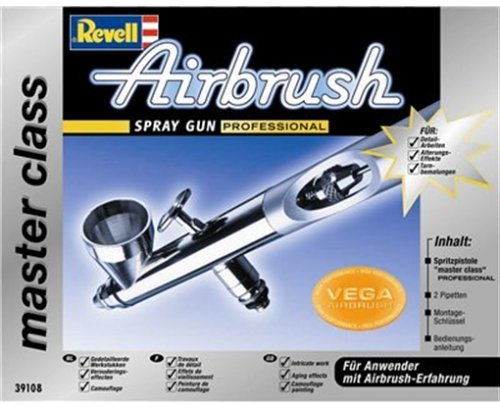 Revell-Airbrush-39108-Spritzpistole-master-class-Professional