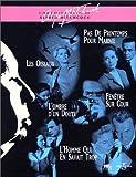 echange, troc Coffret Hitchcock 5 VHS : Les Oiseaux / Pas de printemps pour Marnie / Fenêtre sur cour / L'Ombre d'un doute / L'Homme qui en