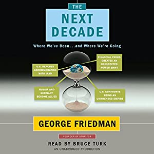 The Next Decade Hörbuch