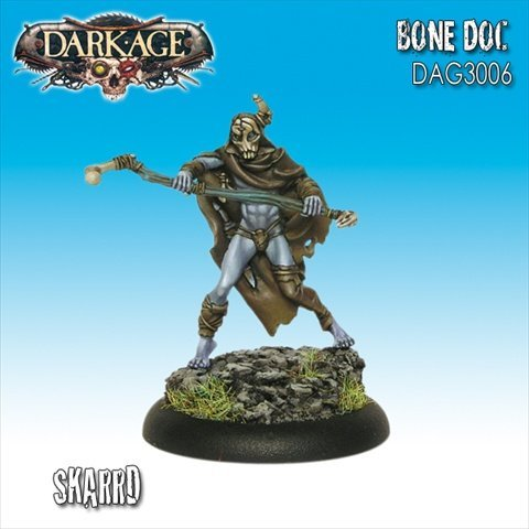Dark Age Games 3006 Skarrd Bone Doc, Miniatures And Miniature Games - 1