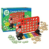 Leap Frog Leap in a Line Game