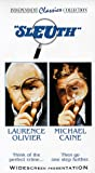 Sleuth [VHS] [Import]