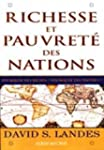 Richesse et pauvrete nations