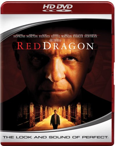 Cover art for  Red Dragon [HD DVD]