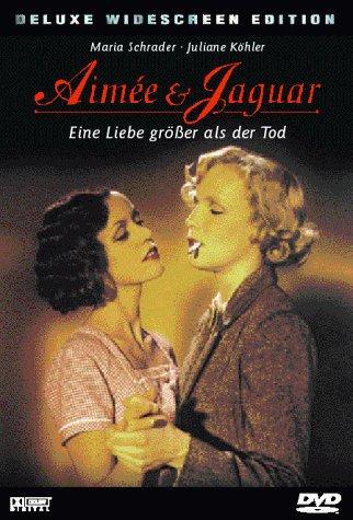 Aimée & Jaguar, DVD