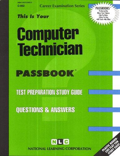 Computer Technician(Passbooks) (Passbooks Series)