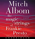 img - for The Magic Strings of Frankie Presto CD: A Novel book / textbook / text book