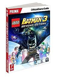 Lego Batman 3: Beyond Gotham: Prima Official Game Guides