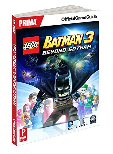 Batman Lego Guide