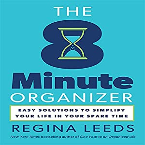 The 8 Minute Organizer Audiobook