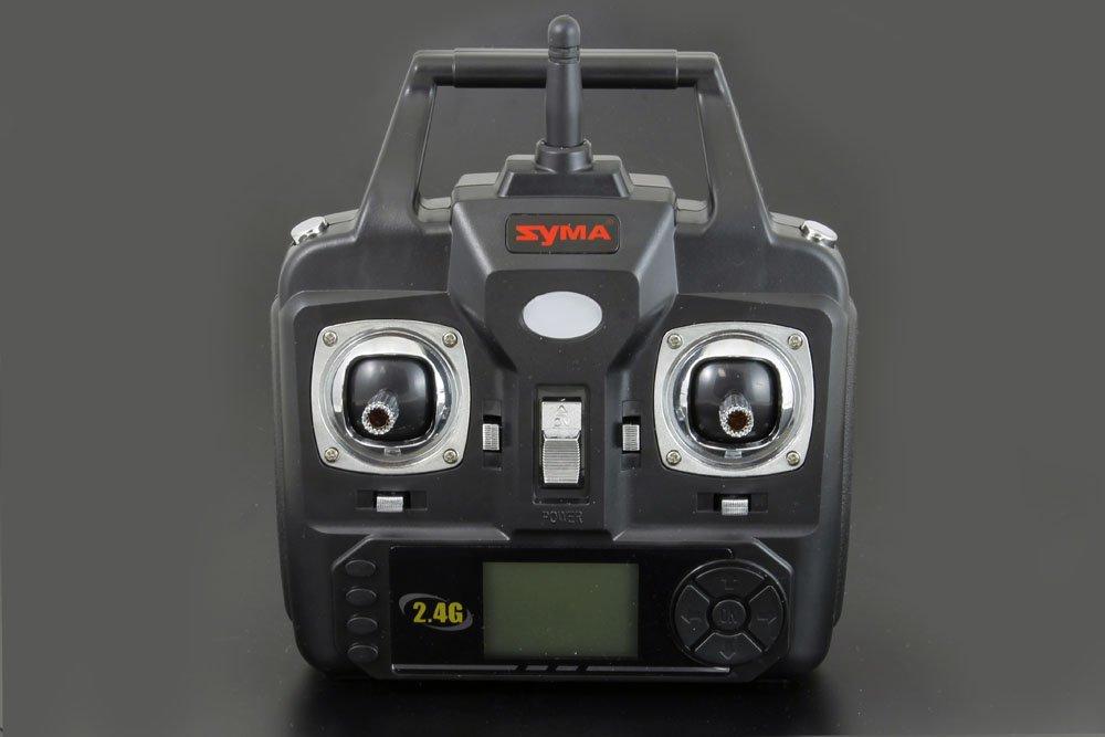 Syma X5C 4 Channel 2.4GHz RC Explorers Quad Copter w/ Camera