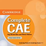 img - for Complete CAE Class Audio CDs (3) book / textbook / text book
