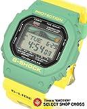 CASIO カシオ G-SHOCK Gショック 腕時計 G-LIDE(Gライド) S.R.Fタイアップモデル 海外モデル GRX-5600SRF-3DR イエロー×グリーン
