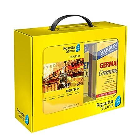 Rosetta Stone German Complete Course Bundle (PC)