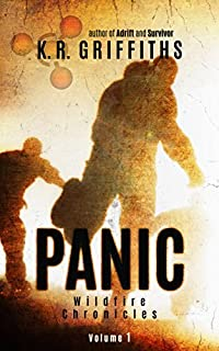 Panic by K.R. Griffiths ebook deal
