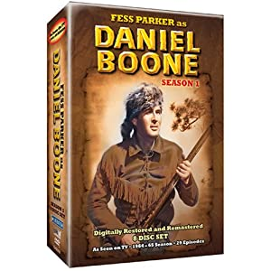 Daniel Boone - Season One movie