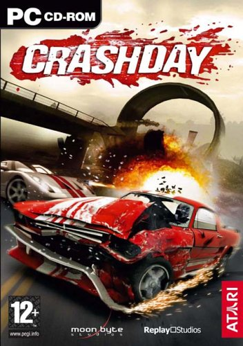 Crashday (PC CD-Rom)