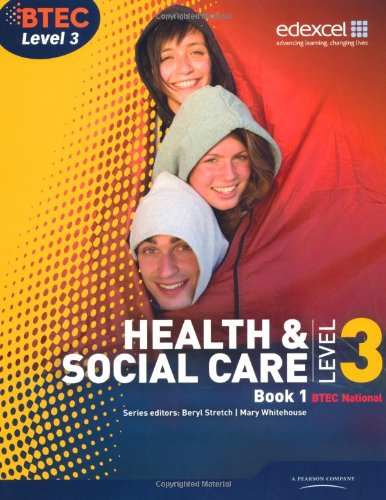 health and socail care level 3 Level 3 cpd award in health and social care level 4 cpd award in health and social care the certificate will show your grade classification and provide proof of your achievements for you to take to any prospective employers or include in your portfolio of skills.
